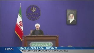 Controversial nuclear deal with Iran