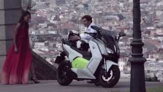 BMW C Evolution : le maxi-scooter électrique en vidéo