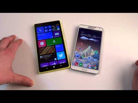 Foto Sfida: Nokia Lumia 1520 Vs Samsung Galaxy Note 3