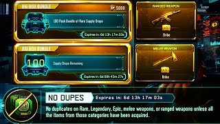 UNLOCKING EVERY WEAPON!! - BLACK OPS 3 *BIG BOX BUNDLE* SUPPLY DROP OPENING
