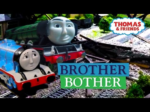 Thomas & Friends: Brother Bother | Thomas Creator Collective | Thomas & Friends