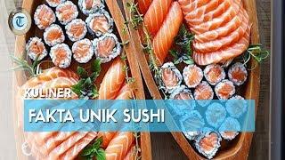 10 Fakta Unik Sushi, Butuh waktu 10 Tahun untuk Bisa Menjadi Chef