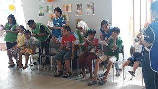 Peringati Hari Penglihatan Sedunia, Anak-Anak di Cilandak Periksa Mata Gratis di RPTRA Intan