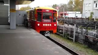 Синергия-2 отправляется со станции Кунцевская