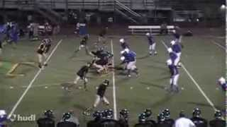 Joshua Jackson - Highlights for First Three Games 2013