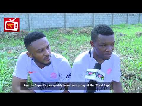 Can the Super Eagles qualify from their group at the World Cup?