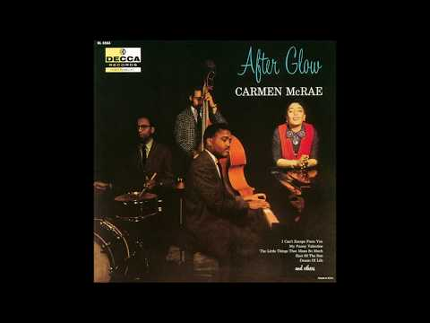 Nice Work If You Can Get It - Carmen McRae