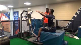 Auburn Summer Training 2015