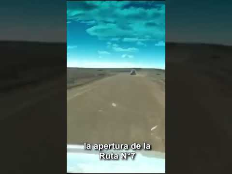 Video: Apertura Ruta 7