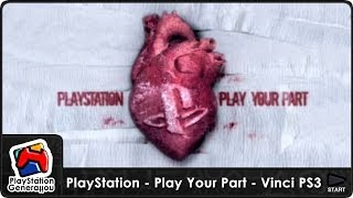 PlayStation - Play Your Part - Vinci PS3 - Spot Italia (2006)