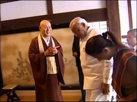PM Narendra Modi visits KinKaku-ji Temple, Japan | PMO