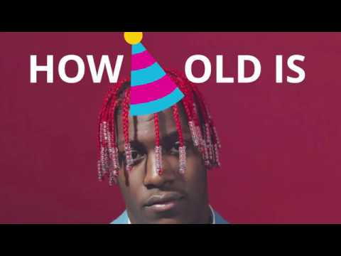 How old is Lil Yachty? 🍰🎈