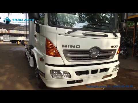 Xe tải đông lạnh Hino FC9JLTA tại Tran Auto