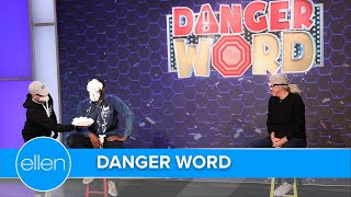 A Tense 'Danger Word' Showdown with Ellen, tWitch, and Her Executive Producers!