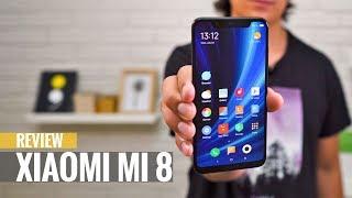 Xiaomi Mi 8 review