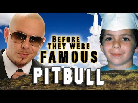 PITBULL - Before They Were Famous - BIOGRAPHY