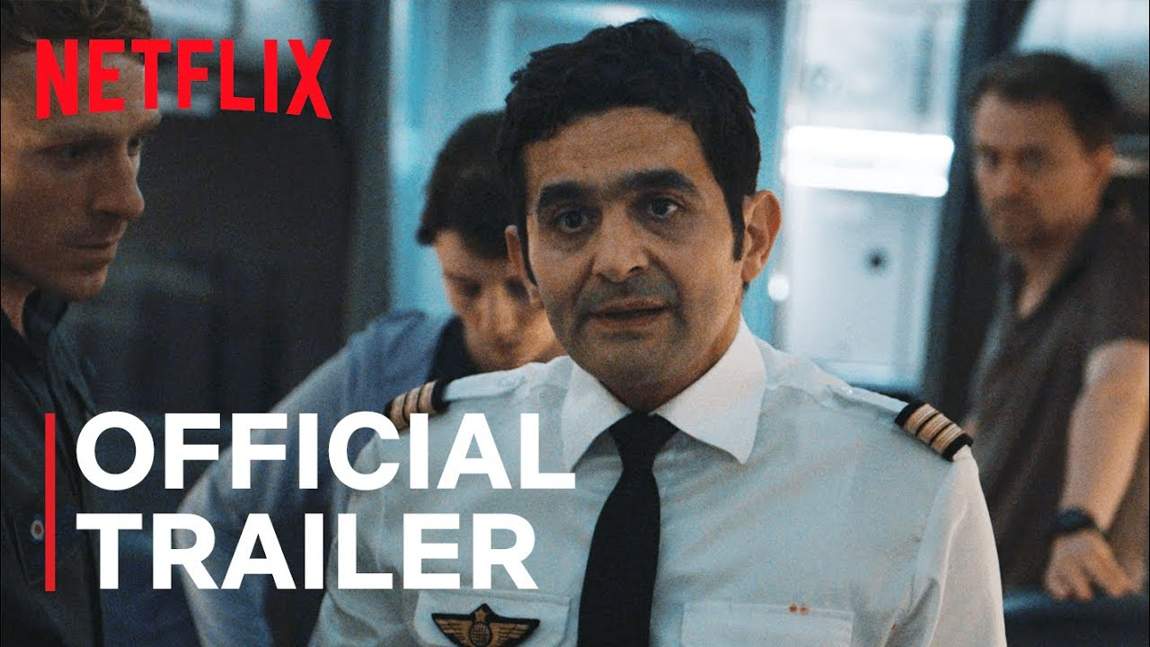 «В ночь» | Into the Night I Official Trailer I Netflix