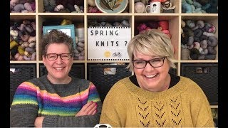 Grocery Girls Knit Episode 91