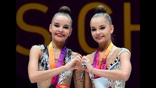 Dina & Arina Averina (Дина и Арина Аверина) | Havana | Rhythmic Gymnastics Montage HD