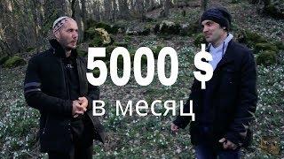 Крым Как сибиряки зарабатывают 400 000 р в месяц  в Крыму