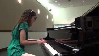 Pirates Of The Caribbean Piano Solo - Jarrod Radnich Version