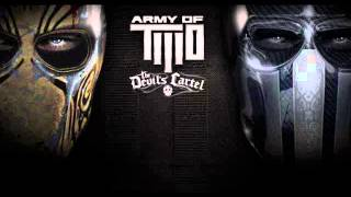 Army of Two: The Devil's Cartel OST - Big Boi x B.o.B - Double or Nothing [Original Track]