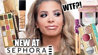 NEW MAKEUP AT SEPHORA TESTED: HIT OR MISS?? - Video Youtube