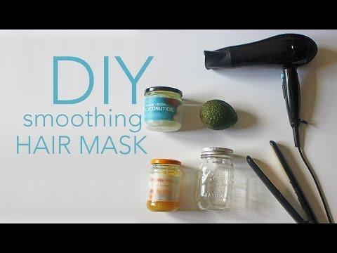 Na jaki rodzaj maski do włosów jest stosowany do czyszczenia lub brudny