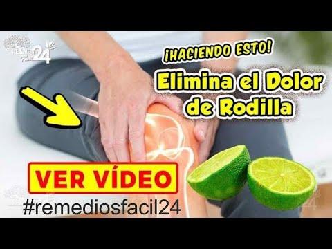 Di Adiós Al Dolor De Rodillas Con Solo 2 Limones y Aceite De Sésamo