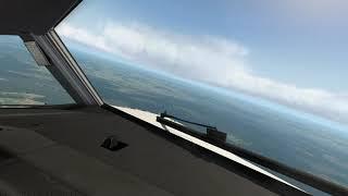 Real 738 Pilot Flies the ZIBO! (Part 1 of 2) [X-Plane 11