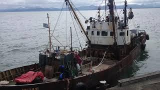 Рыболовный сейнер рс - 600