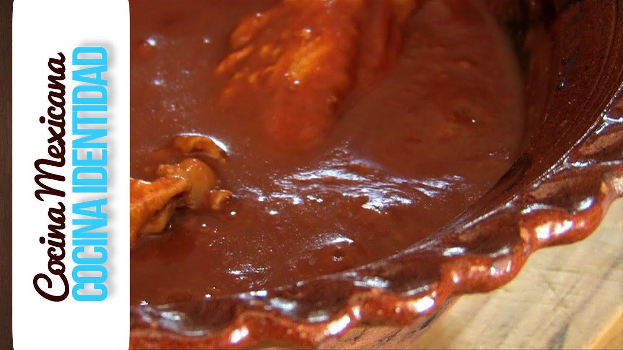 Recetas de Mole: ¿Cómo hacer Mole de Rancho? Yuri de Gortari
