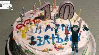 GTA 5 REAL LIFE CHILD MOD#34-HAPPY BIRTHDAY TIMMY!