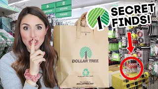 14 Dollar Tree Products You Didn't Know Existed |  HIDDEN GEMS OF 2021