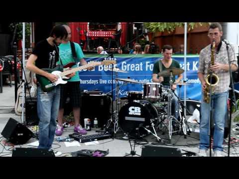 Ninja Funk Orchestra 2010 Streetfest Beaches Toronto