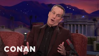 "Jimmy Pardo Raps Tom Jones' ""If I Only Knew""  - CONAN on TBS"