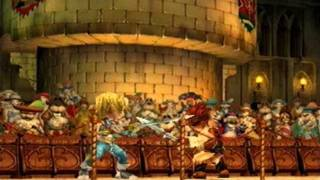 Final Fantasy IX - 100 Nobles Impressed Sword Fighting Minigame (PAL)