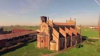 preview picture of video 'San Bassiano - Lodi Vecchio - Drone'