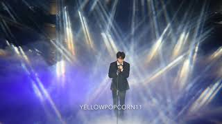 181222 SEWOON   It's You (What's Wrong With Secretary Kim OST) @ Starhub Night Of Stars [Fancam]