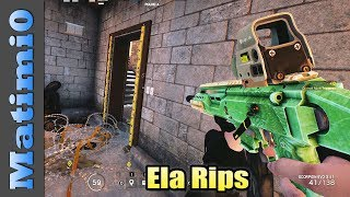 Ela Rips - Rainbow Six Siege