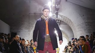 Junya Watanabe | Fall Winter 2018/2019 Full Fashion Show | Menswear