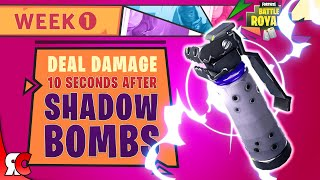 shadow bomb fortnite team rumble - TH-Clip