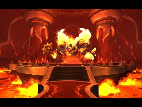 The Story of Ragnaros the Firelord - Part 2/2