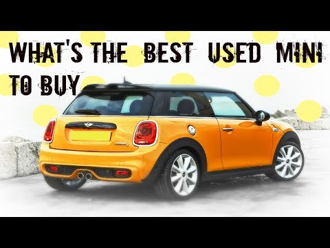 What's The Best Used MINI To Buy