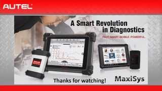 Autel MaxiSys Update and Registration