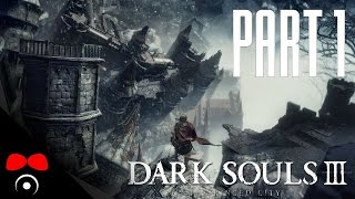 KONEC SVĚTA! | Dark Souls 3: The Ringed City #1