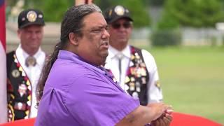 Lumbee Tribe Presents Battle of Hayes Pond Memorial