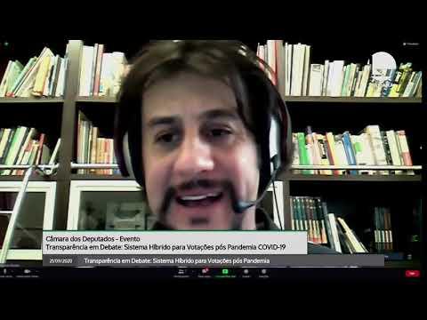 Transparência em Debate: Sistema Híbrido para Votações Pós-Pandemia - 21/09/20 - 15:07**