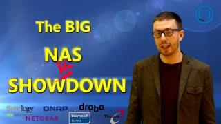 Synology vs QNAP vs Drobo vs Netgear vs Thecus vs Infortrend - The big NAS showdown