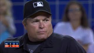 MLB 2015 September Ejections